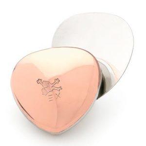 Lutajuće srce sa bakrom i uloga bakra