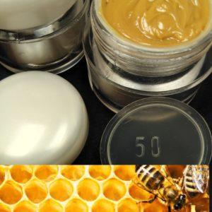 Prirodna krema za negu kože – Propolis