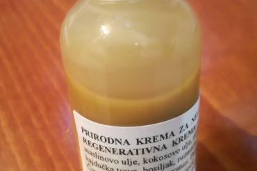 Prirodna krema za negu kože – Propolis -Regenerativna krema
