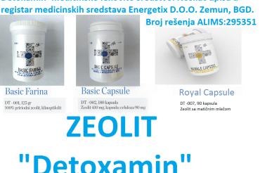Heliko pilori bakterija i ZEOLIT