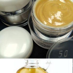 Prirodna krema za negu kože – Hidrantna krema